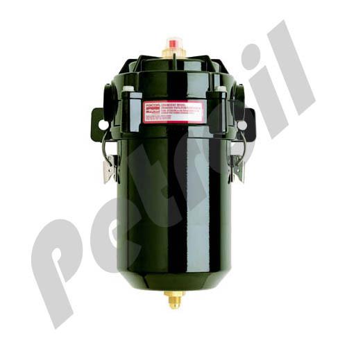 (Case of 1) CCV12000-10L Racor Industrial Filter Air-Oil Separator