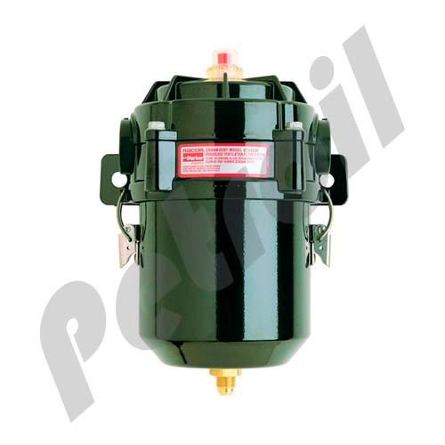 (Case of 1) CCV4500-10L Racor Industrial Filter Air-Oil Separator