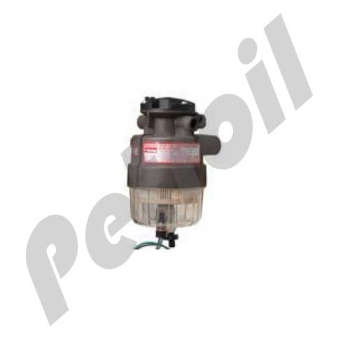 (Case of 1) P4202NH Racor Fuel Filter Kit