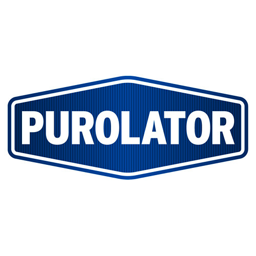 (Case of 10) A74435 Purolator Air filter element with Lid used on Freightliner; Kenworth; Mack; Western Star; White Trucks.  White 22-0055064)