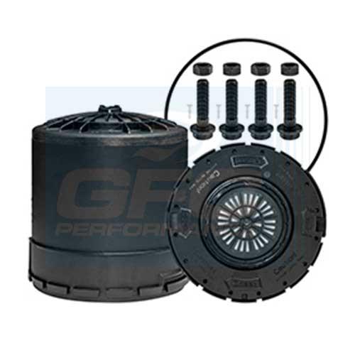 (Case of 1) D8964 GFC Air Dryer Filter Evobus 4294695 Haldex 78964 83212 92528 93522 Iveco 42535061 Renault 5001826800 Volvo 20424148 20546795 20773824