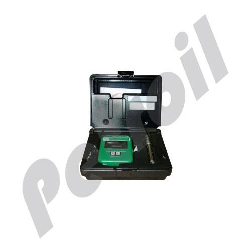 1152 Emcee Digital Conductivity Meter DCM 0-2000 Ps/m