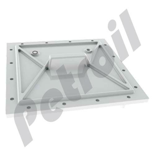 Separ 10050 - Gray Lid for 2000/130