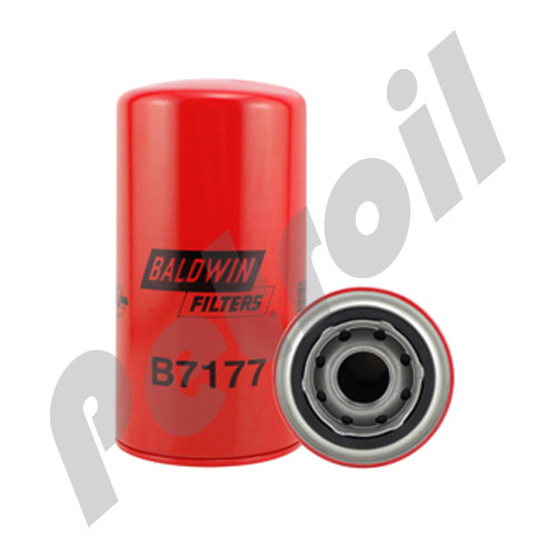 B7177 Baldwin Oil Filter Spin On Cummins 3937144 ISB 5.9L Engine 57182 LF3970 P550428 LF3937