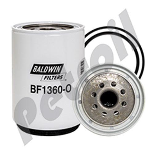 BF46100-O Baldwin HD FUEL SPIN-ON (DIESEL) John Deere AT365870