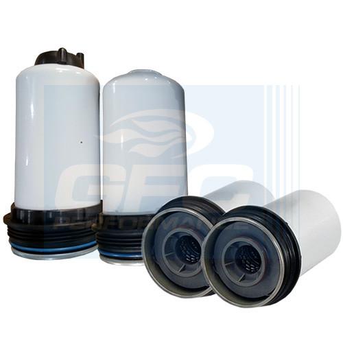 F9718 GFC Fuel Filter Kit John Deere W440 Agco 837079718