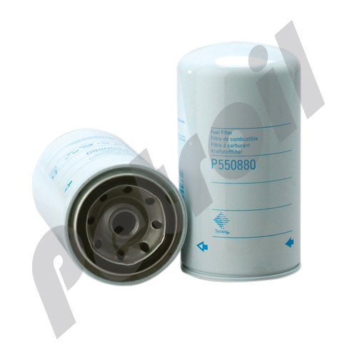 P550880 Donaldson FUEL FILTER, SPIN-ON