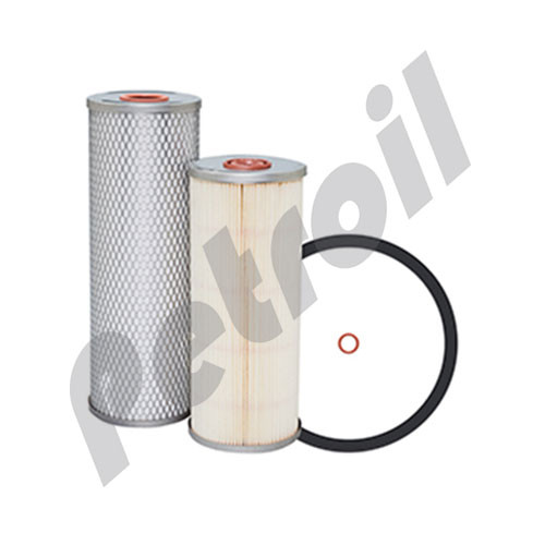 PF46010 KIT Baldwin Set of 2 Fuel Elements Racor RK22610 Donaldson P551061 Carquest 96075 Fleetguard FS1107 Wix WF10075 HiFiJura YRK22610