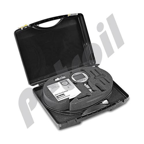 (Case of 1) SCJN-KIT-600 Parker ServiceJunior Pressure Gauge Service Kit (0 to 600 bar)