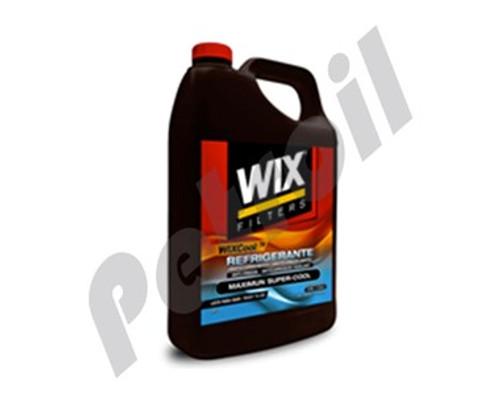 Wix Cool Filter Anti-corrosive Anti-freeze with Anti-corrosive Liquids