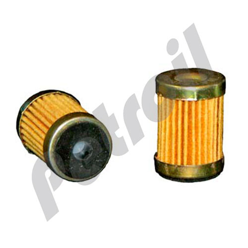 Wix Fuel Filter Chevrolet C-1500 Big 10-C-30 6L 4 8 Lt (78-92) C-30 8V 5 7 Lt (73-74) PF893-RV  FF220 F10157