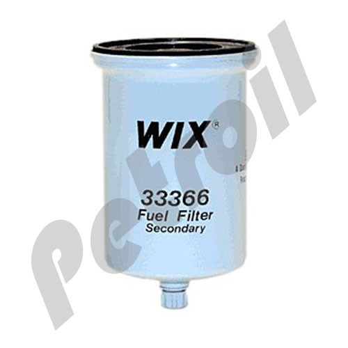 Wix Fuel Filter Onan Marine Equipment and Motors (6 Micron) BF939 FF5031