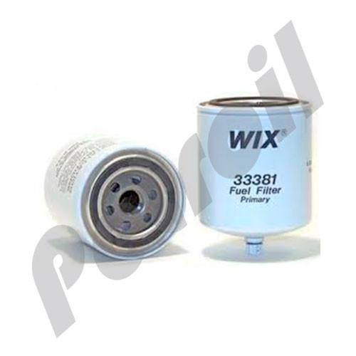 Wix Fuel Filter Case Case Ih Equipment Model 350 350B 350C