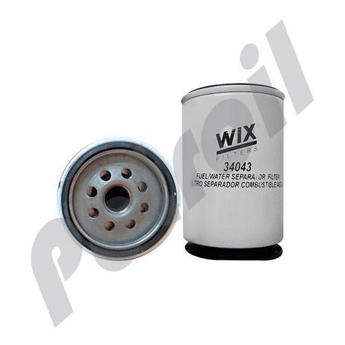 Wix Fuel Filter Ivec Trakker Models 6X4 380T38 720T42 Motor 380 420 and Iveco Stralis Hd