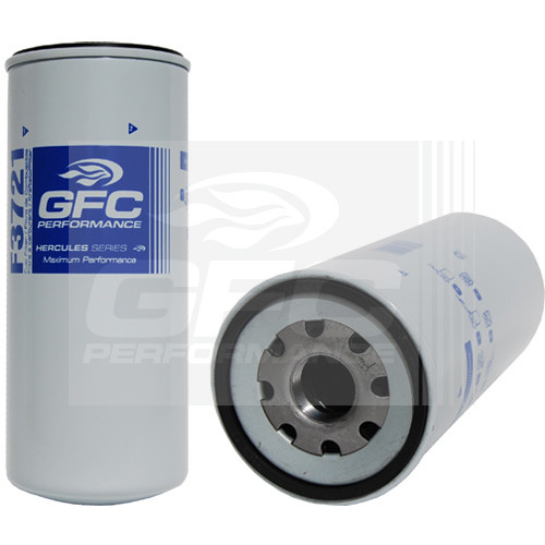 (Case of 1)  F3721 GFC Fuel Filter Mack and Volvo Trucks BF46034 P550529 FF5507 WP7814 33721