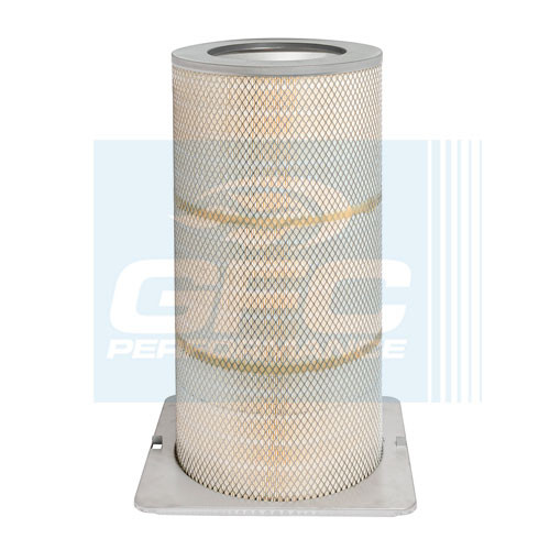 SG2285 GFC Industrial Dust Collector / Gas Turbine Air Filter with Flange