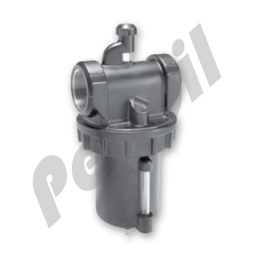 "L606-12G/M8 Parker Pneumatic L606 General Industrial Mist Lubricators 1 1/2"" NPT"