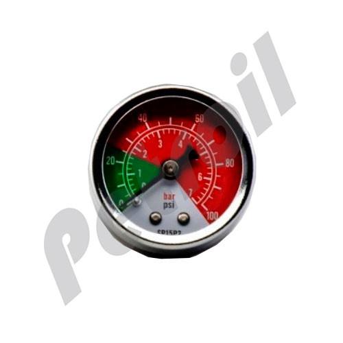 P579715 Donaldson Pressure Gauge (P579715)