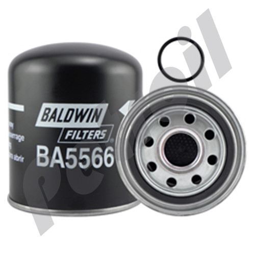 (Case of 4) BA5566 Baldwin HD AIR SPIN-ON