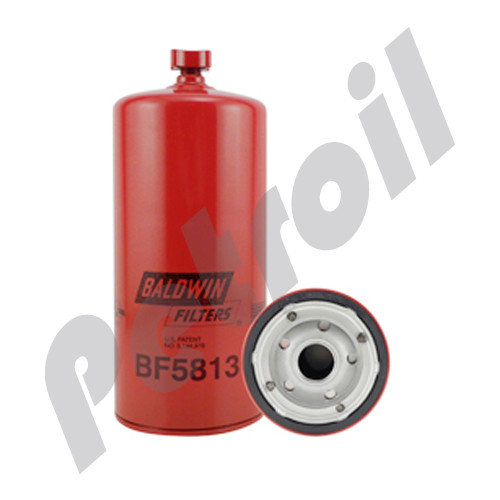 BF5813 Baldwin Fuel Filter Water Separator DD/GMC 23512317 33418 FS19520 S3202 P558010