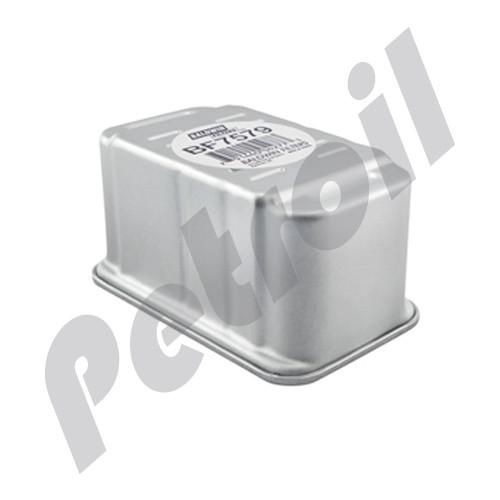 BF7579 Baldwin Fuel Filter Box Type Glass Thermo King 11-6285 Fleetguard FF5276 33544 P556285