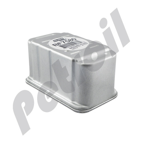 BF7580 Baldwin Fuel Filter Box Type Glass Thermo King 117264  FF5275 33543 P557264