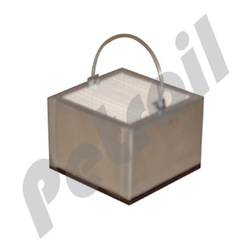 BF7881 Baldwin Fuel Filter Box Type w/Handle  Separ 53050 Woodgate WGFS5305