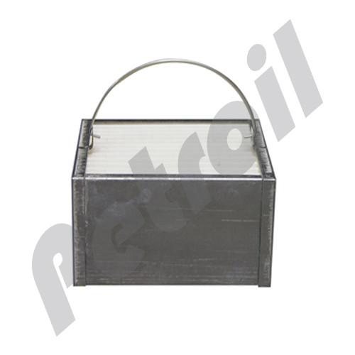 BF7912 Baldwin Fuel Filter Box Type w/Handle Separ 1030 Deutz 01319822 Volvo 14514238 FS19605