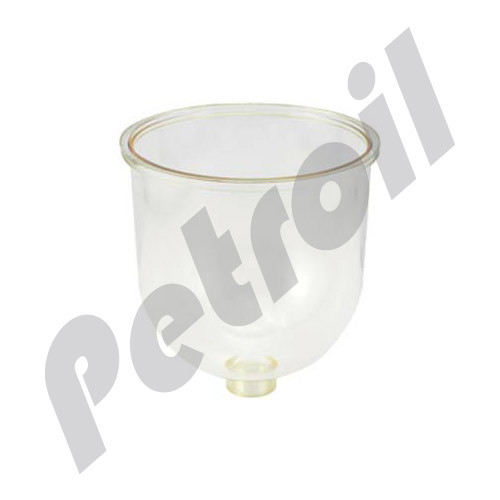 100-21 Baldwin CLEAR BOWL REPLACEMENT DAHL