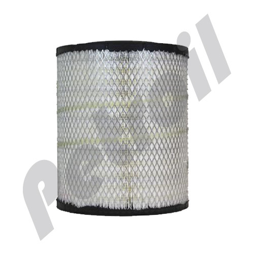 AF25125M Fleetguard Outer Air Filter Radial Seal Caterpillar 6I2501 RS3504 46479 P532501 LAF2501 C29840