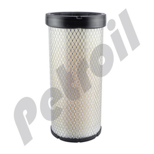 AF25126M Fleetguard Inner Air Filter Radial Seal Caterpillar 6I2502 RS3505 LAF4502 46478 P532502 CF1574