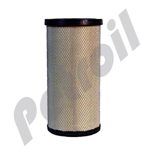 AF25263 Fleetguard Inner Air Filter Radial Seal Caterpillar 1063973 P533884 RS3701 46747 LAF3884