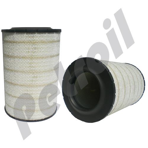 AF25333 Fleetguard Outer Air Filter Radial Seal Mack 210 Freedom Renault 5010230841 P780622 RS3727 C321447