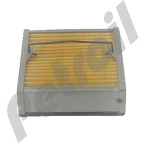 FS19733 Fleetguard Fuel Filter Water Separator Fleetguard Box Type PU84 Separ 530 PU84