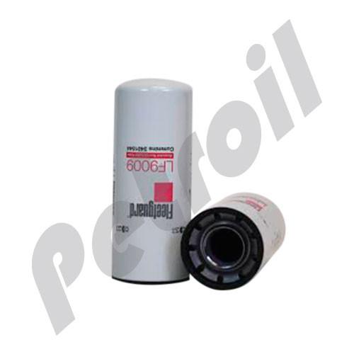 LF9009 Fleetguard Oil Filter Spin On Cummins 3401544 1216400561 AT193242