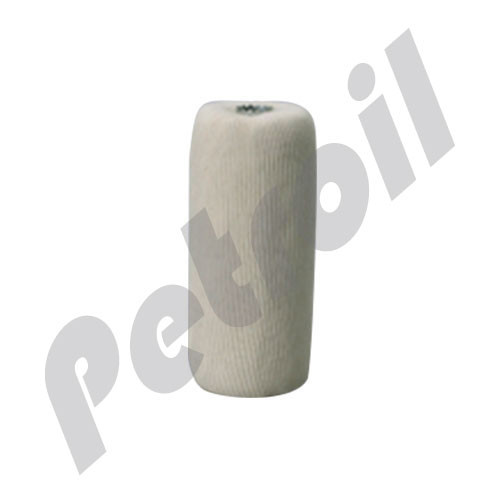 (Case of 6) P550541 Donaldson FUEL FILTER, CARTRIDGE SOCK