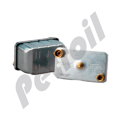 P552387 Donaldson Fuel Filter Box