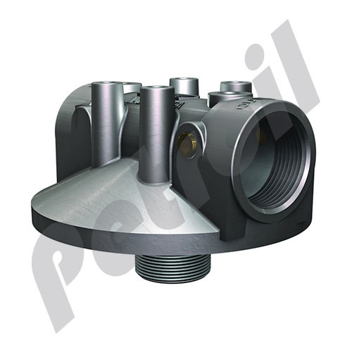 (Case of *) FH12500 OBSOLETE use PFFDH12500 or FH2500 Racor Mounting Base for Suppliers or Fuel Tanks, Use Elements PFFD