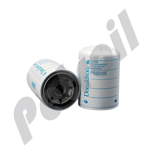 Donaldson P550104 Spin On Fuel Filter 12 pieces