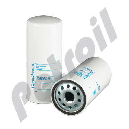 P550529 Donaldson FUEL FILTER, SPIN-ON