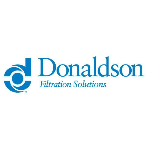M045237 Donaldson MUFFLER, ROUND STYLE 1