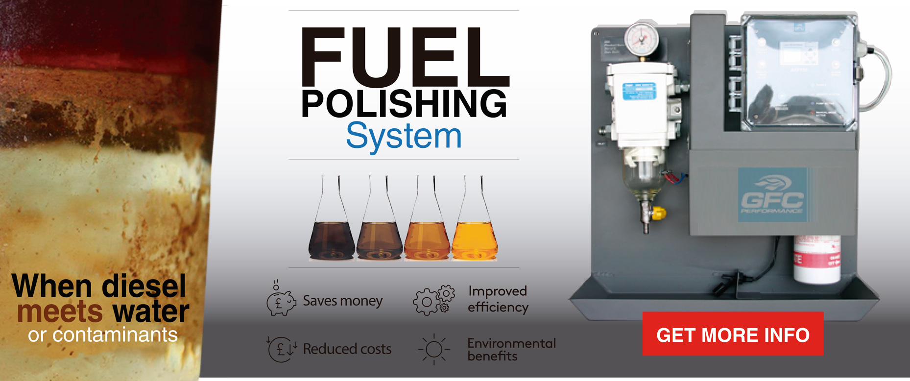 Fuel Polishing System GFC