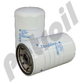 BALDWIN FILTERS B205 Oil Filter,Spin-On,Full-Flow