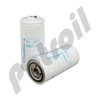 Baldwin Heavy Duty B403 Spin-On Full-Flow Lube Filter