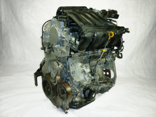 MR20DE 2.0L DOHC 16 VALVE ENGINE / IMPORTED DIRECTLY FROM JAPAN / ONE YEAR WARRANTY /  NISSAN SENTRA /  2007 2008 2009 2010 2011 2012 / FOREIGN ENGINES