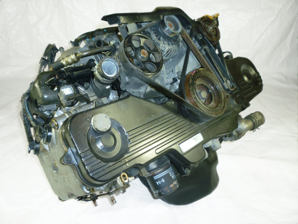 EJ20 2.0L ENGINE / IMPORTED DIRECTLY FROM JAPAN / ONE YEAR WARRANTY SUBARU LEGACY FORESTER OUTBACK IMPREZA BAJA / FOREIGN ENGINES