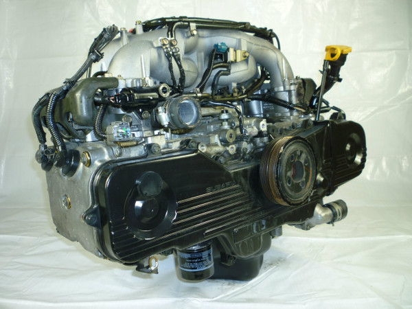EJ25 2.5L SOHC / IMPORTED DIRECTLY FROM JAPAN / ONE YEAR WARRANTY SUBARU LEGACY OUTBACK IMPREZA BAJA FORESTER / FOREIGN ENGINES