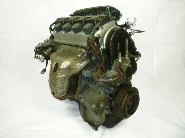 D17A 1.7L VTEC ENGINE / IMPORTED DIRECTLY FROM JAPAN / ONE YEAR WARRANTY HONDA CIVC EX HX LX DX / FOREIGN ENGINES