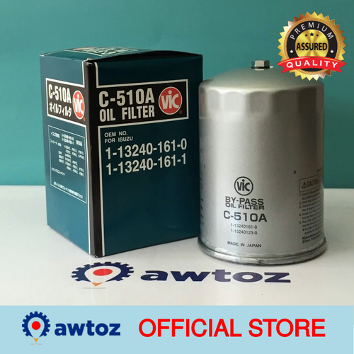 VIC Oil Filter C-510A