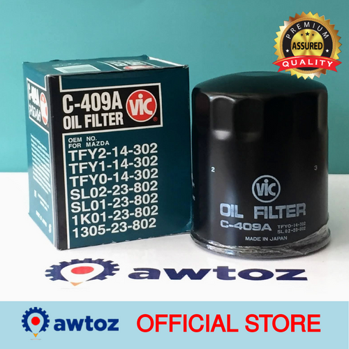 VIC Oil Filter C-409A